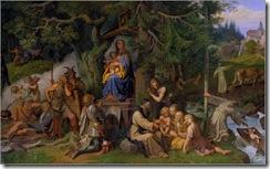joseph-ritter-von-fuehrich-einfuehrung-des-christentums-in-den-deutschen-urwaeldern-1864-223745