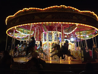 Carousel - 5 tokens per ride