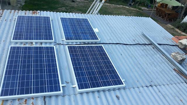 autoconstruction panneaux solaires