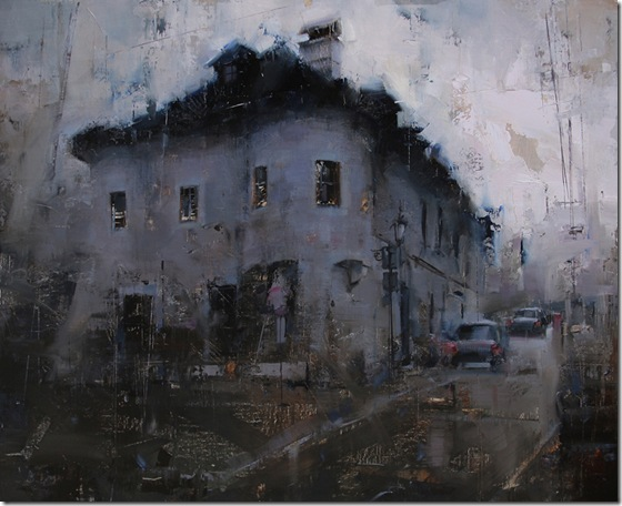 blackness-over-the-lower-street-Tibor-Nagy-ENKAUSTIKOS