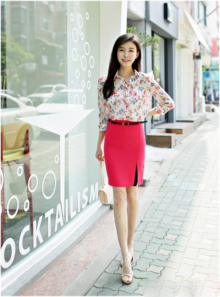 Chon chan vay dep diu dang cho nang cong so 2