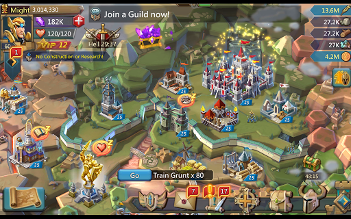 Lords Mobile - screenshot