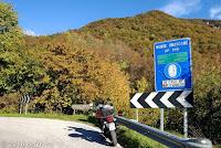 Von Vittorio Veneto über den Monte Frascone zum Col Visentin (1764m) und dem gleichnamigen Rifugio dort oben.