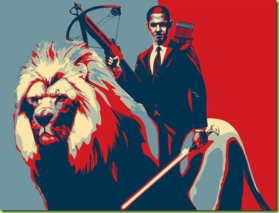 obama lion and cross bow_thumb[2]