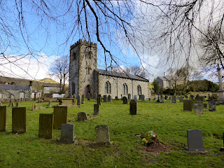 Earl Sterndale Church