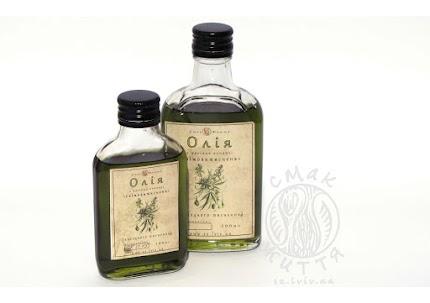 Олія з насіння хемп
