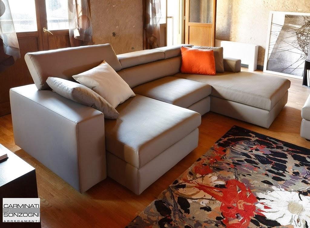 Salotti e divani in provincia di bergamo carminati e - Divano le confort ...