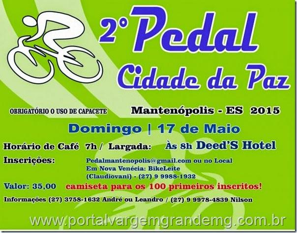 2º pedal em mantenopolis