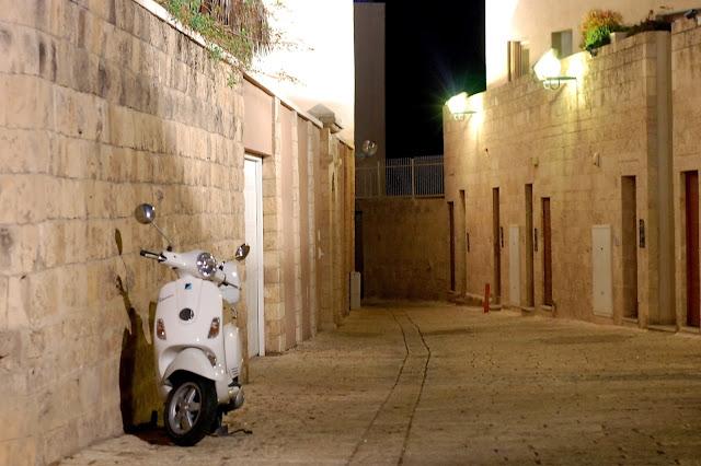 Tel Awiw Nocą