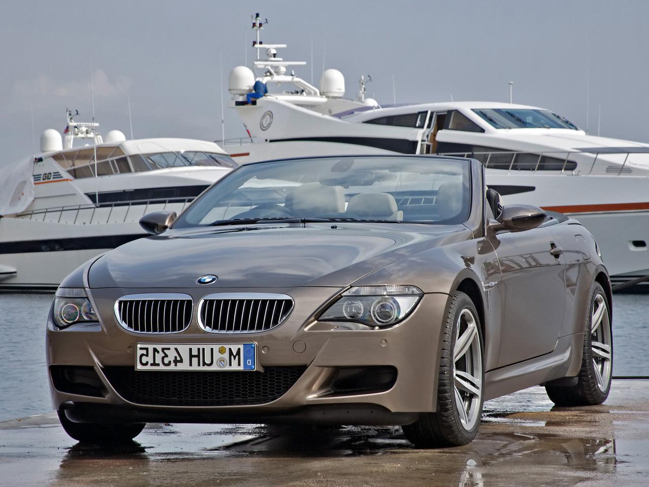 2007?BMW M6 Cabriolet ???