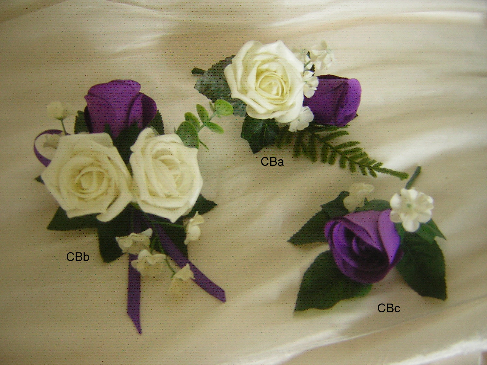 Ups-a-Daisy Bridal Flowers