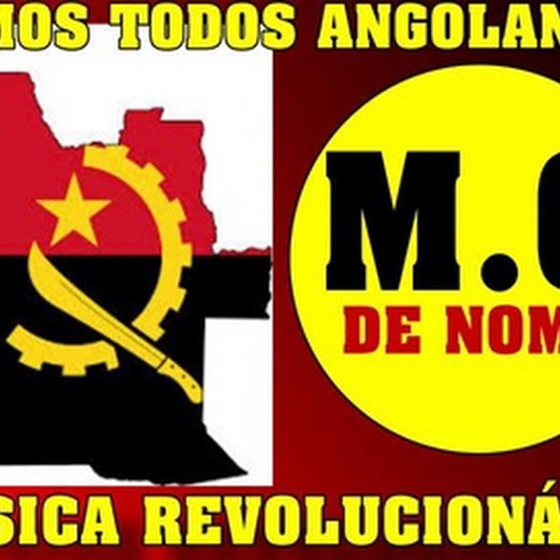 MC De Nome - Somos Todos Angolanos (Rap 2k15) [Download]