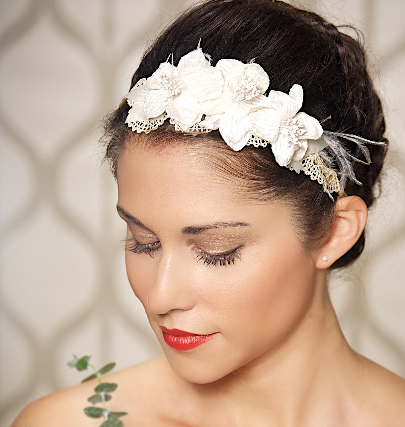 How cute is this headband?