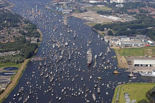 9 must sees during Sail Amsterdam 2015