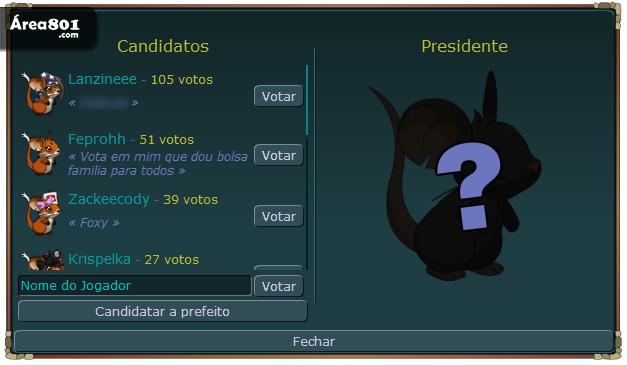 sistema de eleição6 md