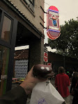 And a trip to Portland wouldn't be complete without a VooDoo doughnut