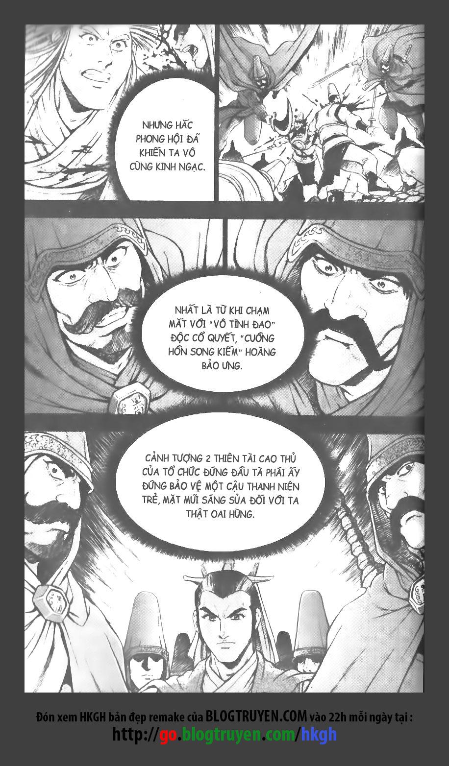 xem truyen moi - Hiệp Khách Giang Hồ Vol44 - Chap 307 - Remake