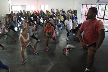 Dia do Desafio:  mais de 99 mil pessoas se exercitaram na cidade