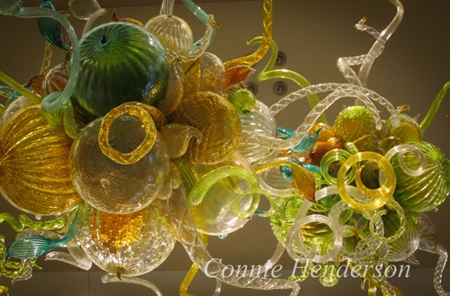 Chihuly Glass Sculptures at Mayo Clinic September 22 2015