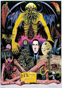 Cover of Howard Phillips Lovecraft's Book Out of the Aeons