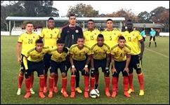 Colombia enfrenta a Estados Unidos  en octavos de final, Mundial Sub 20