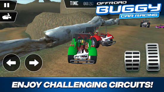 Offroad Buggy Car Racing