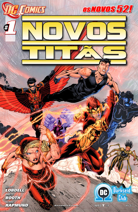 Novos Titãs (Os Novos 52)