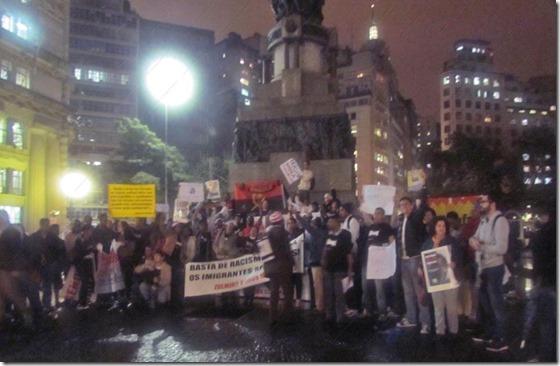 Manifestação Zulmira