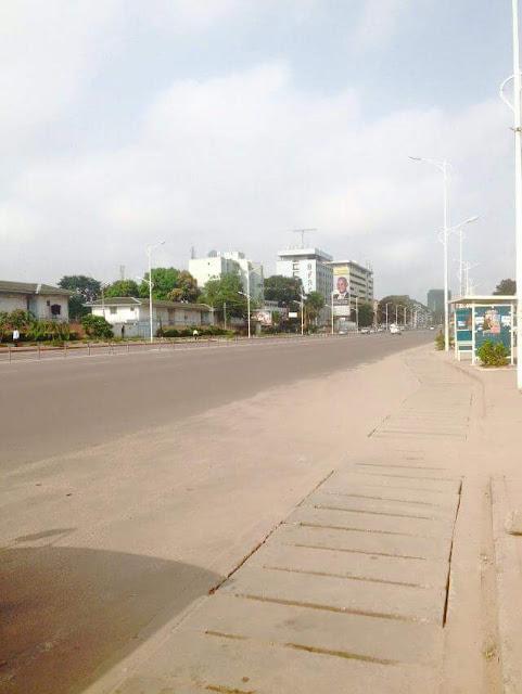 Kinshasa ville morte ou vivante?