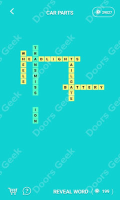 Wordcross monkey level 32 answers doors geek for Solution wordbrain cuisine