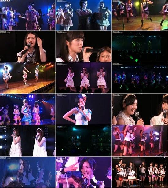 "(LIVE)(公演) AKB48 チームK ""RESET"" 兒玉遥の生誕祭 141218"