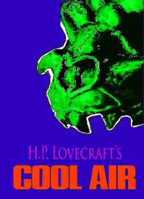 Cover of Howard Phillips Lovecraft's Book Cool Air