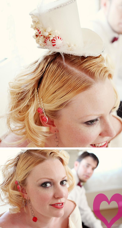 Austin wedding, Carnival theme
