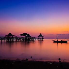 Kenjeran  by Sugeng Hariyanto - Landscapes Beaches