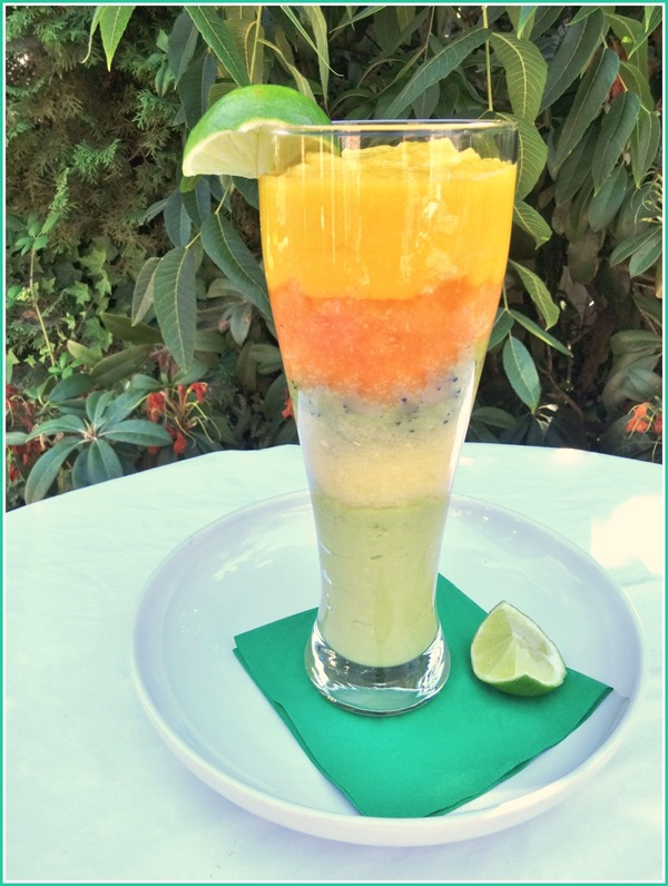 Spris {Ethiopian Fruit Juice}