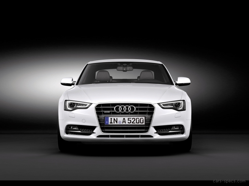 2011 audi a5 coupe specifications pictures prices. Black Bedroom Furniture Sets. Home Design Ideas