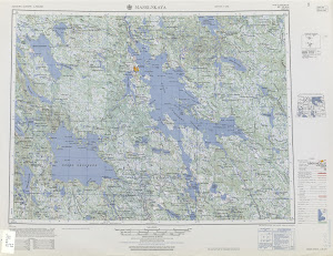 Thumbnail U. S. Army map np35-4