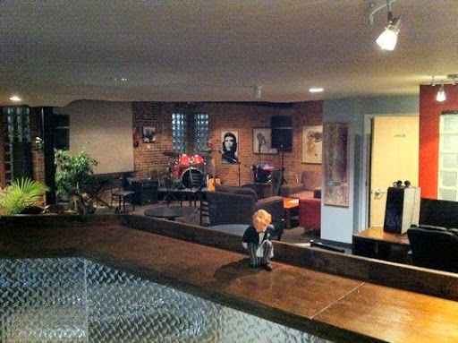 Naked Cyber Cafe and Espresso Bar, 10303 108 St NW, Edmonton, AB T5J 4Z7, Canada, Live Music Venue, state Alberta