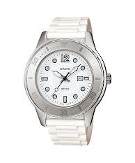 Jam Tangan Pria Putih Hitam Casio Protrek : PRW-6000SC-7JF