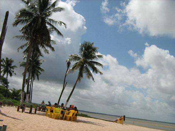 Praia de Santa Maria - Marapanim, foto: Anderson Gomes su Panoramio