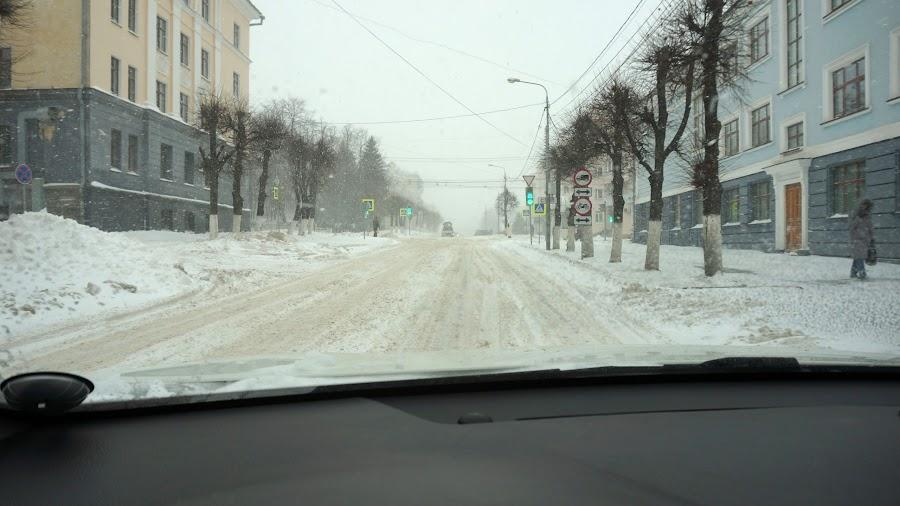 ул. Дзержинского, Чебоксары