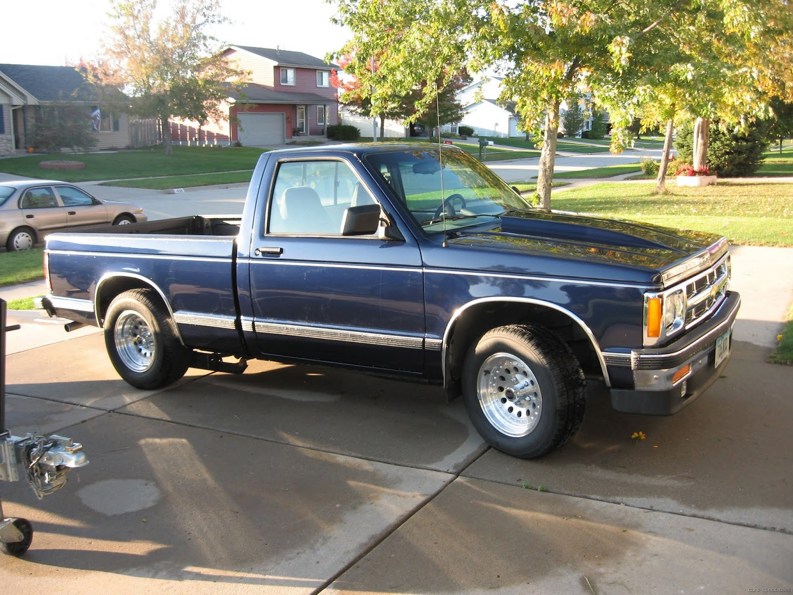 1991 chevrolet s 10 regular cab specifications pictures prices. Black Bedroom Furniture Sets. Home Design Ideas
