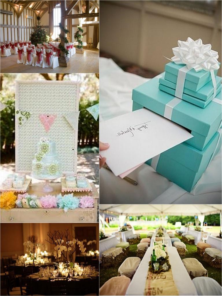4     Country garden wedding,