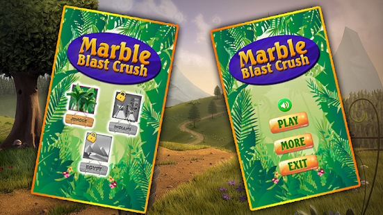 Marble Blast Crush - screenshot