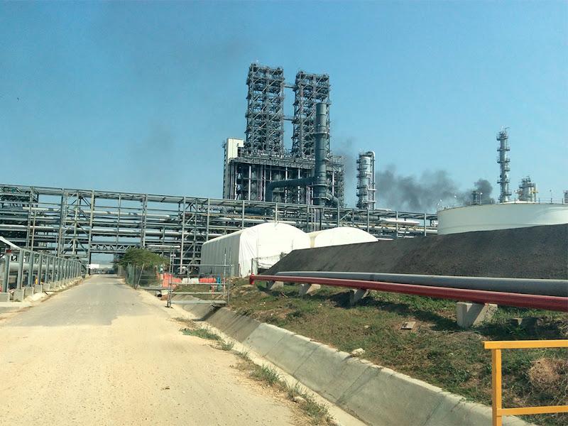 Comisión del sindicato minero energético de Chile visita a Colombia
