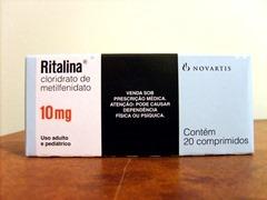 1 - RITALINA - Polícia Federal está de olho nas compras irregulares de ritalina