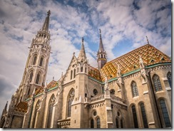 Matthias church Budapest Hungary by Randy Connolly on flickr
