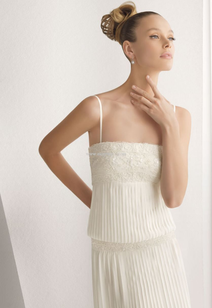 Rosa Clara Alcazar Bridal Gown