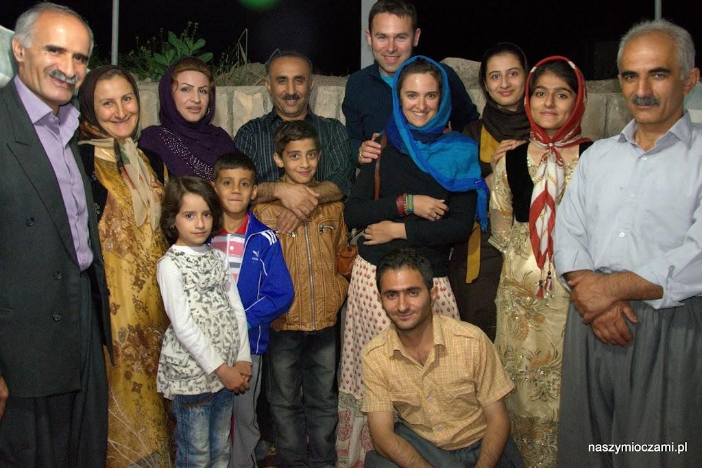 Rodzina z Kamyaran