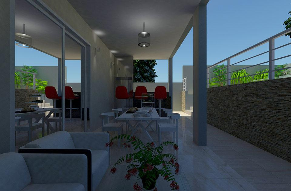Carpe Diem Imóveis - Casa 4 Dorm, Jardim Recanto - Foto 3